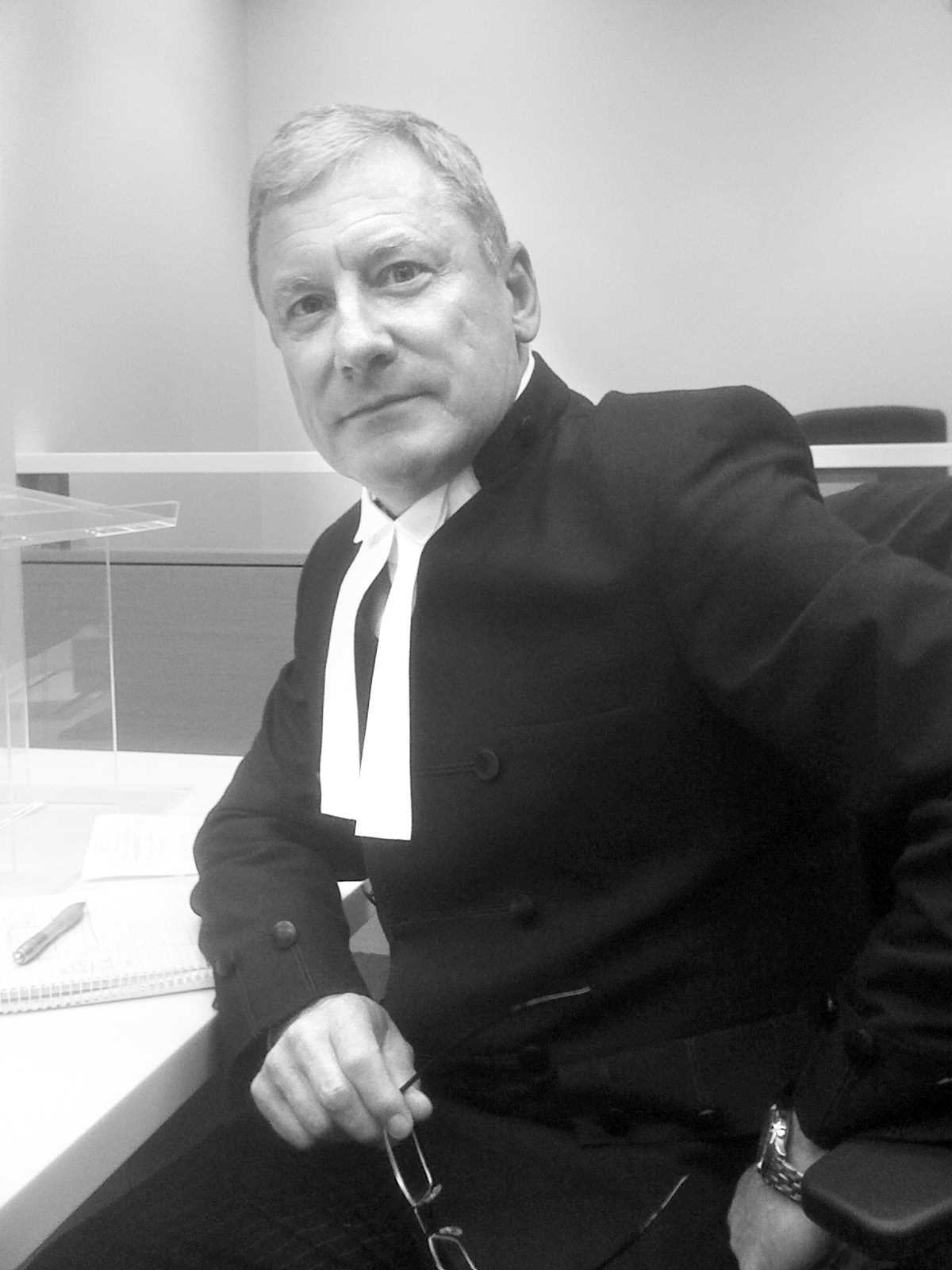 Mark Trowell, QC